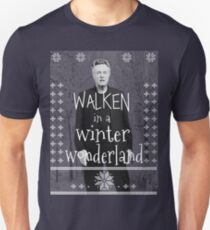Walken Ugly Sweater Unisex T-Shirt