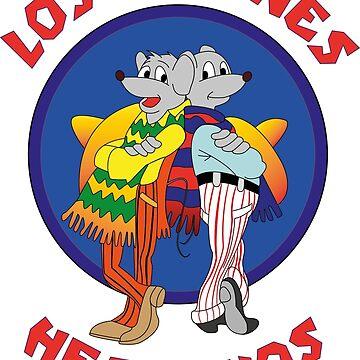 Los Ratones Hermanos logo by Drafnir