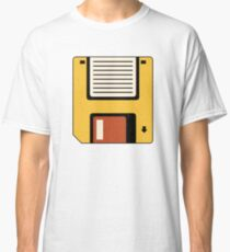 Floppy Disc | Tech | Retro Art Classic T-Shirt