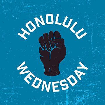 Wednesday Soul by honolulu