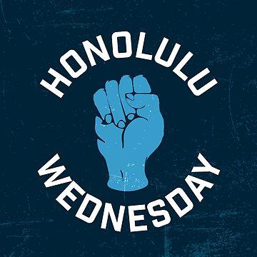 Wednesday Soul Dark by honolulu