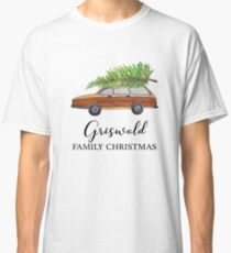 Christmas vacation Griswold family Christmas Classic T-Shirt