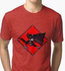 Obsidian Tri-blend T-Shirt