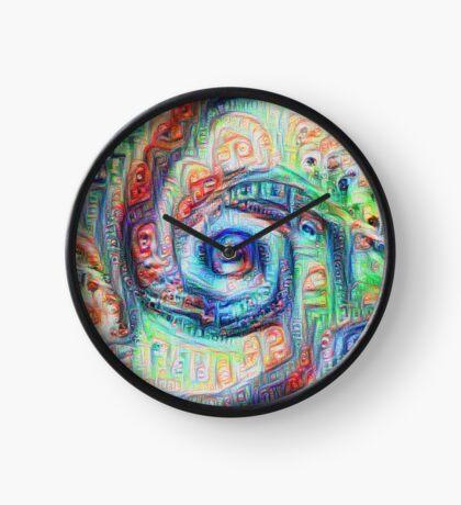 Vortex dragon #DeepDream A Clock