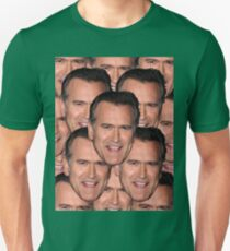 Bruce Campbell Evil Dead Head Shot T-Shirt