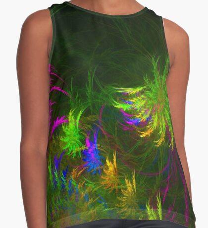 Jungle #fractal art 2 Sleeveless Top