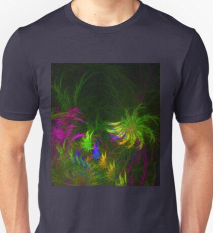 Jungle #fractal art 2 T-Shirt