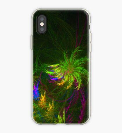 Jungle #fractal art 2 iPhone Case
