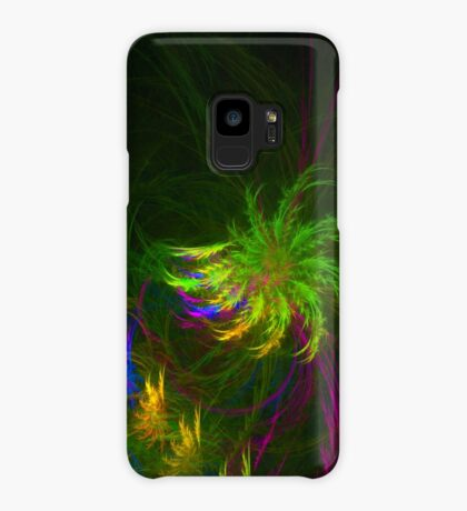 Jungle #fractal art 2 Case/Skin for Samsung Galaxy