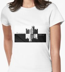 Downton Abbey Tailliertes T-Shirt