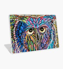 Owl Power Laptop Skin