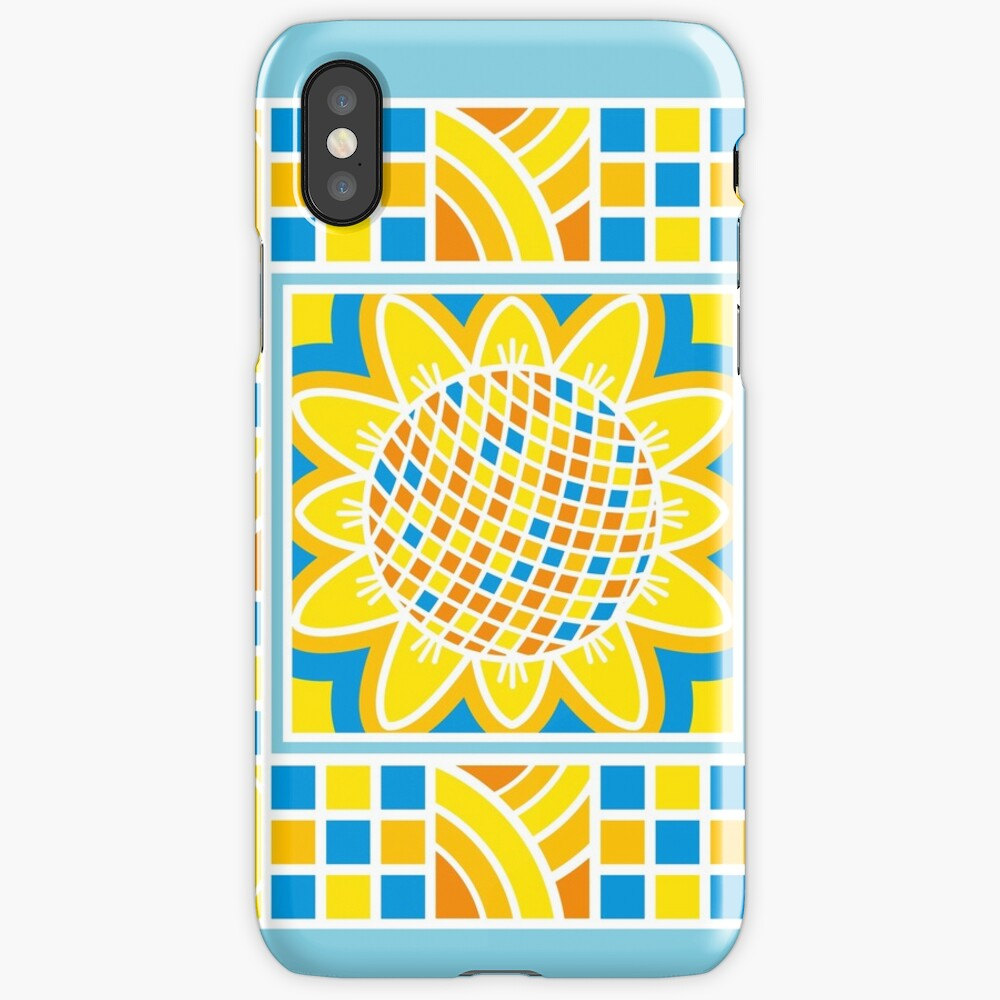 Sunflower iPhone Case & Cover