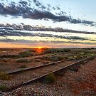 Outback South Australia: Marree end of the line. by George Petrovsky