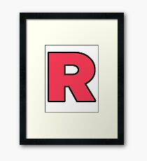 Prepare for Trouble Framed Print