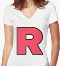 Prepare for Trouble Women's Fitted V-Neck T-Shirt