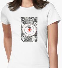 Ukrainian Pepper Fitted T-Shirt