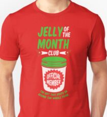 Jelly Of The Month Club Official Member T-Shirt