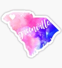 Greenville Sticker
