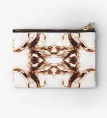 Smoke Abstract Studio Pouch