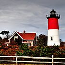 Nauset Light by Poete100
