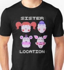Sister Location Gang T-Shirt