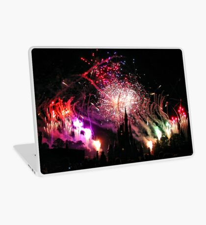Rainbow  Castle Laptop Skin