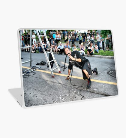 Street Art Laptop Skin