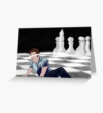chessboard Greeting Card