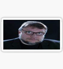 Guillermo Del Toro Sticker