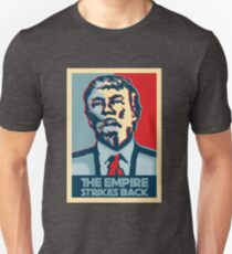 The empire strikes back? Unisex T-Shirt