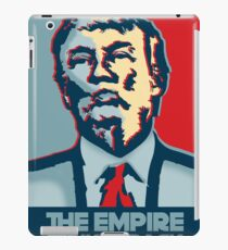 The empire strikes back? iPad Case/Skin