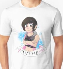 Yuffie Advent Children Design T-Shirt