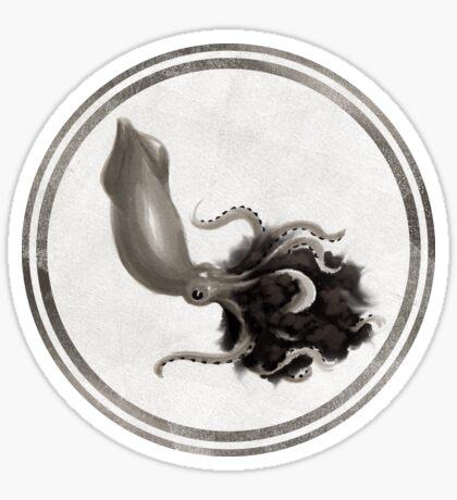 Squid Ink Sticker