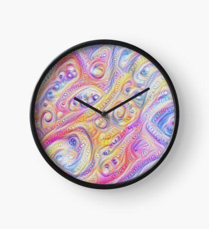 Summer day #DeepDream A Clock