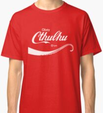 Obey Cthulhu Classic T-Shirt