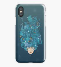 A Mermaid's Dream iPhone Case/Skin