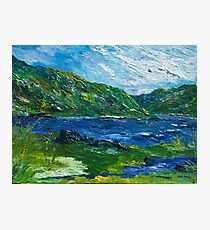 White water in Kenmare  Kerry Photographic Print