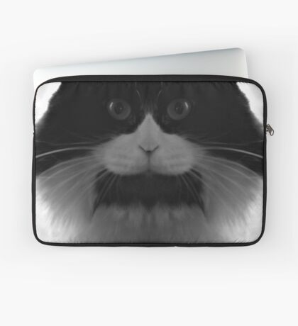 Big  Cat Laptop Sleeve