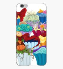The Princess Cupcake Collection  iPhone-Hülle & Cover