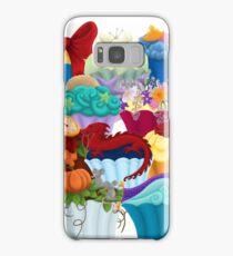 The Princess Cupcake Collection  Samsung Galaxy Case/Skin