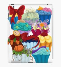 The Princess Cupcake Collection  iPad Case/Skin