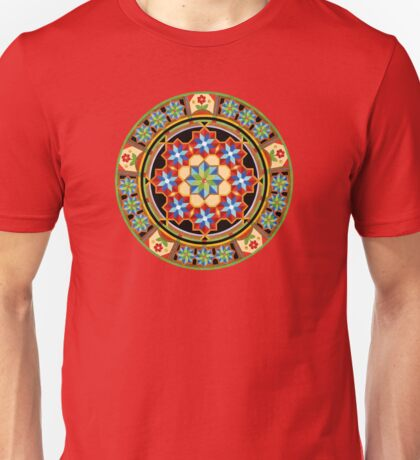 Westminster Mandala Design T-Shirt