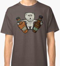 Hungover Bear Classic T-Shirt