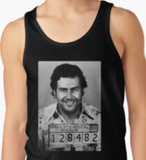 Pablo Escobar Tank Top