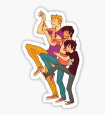 Demi Dorks Percy Jackson Sticker  sc 1 st  Redbubble & Percy Jackson: Stickers | Redbubble