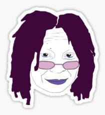 Whoopi ich Sticker