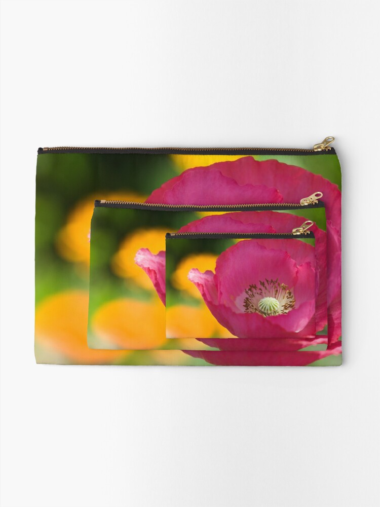 Alternate view of Passionate Zipper Pouch