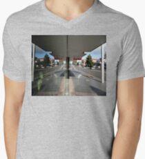 Reflection,Top Ryde,NSW,Australia 2014 Mens V-Neck T-Shirt
