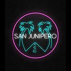 San Junipero Logo by thisismix