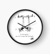 Little Lunch: The Monkey Bars Clock